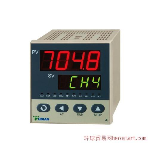 宇电AI-7048型4路PID温度控制器PID调节器