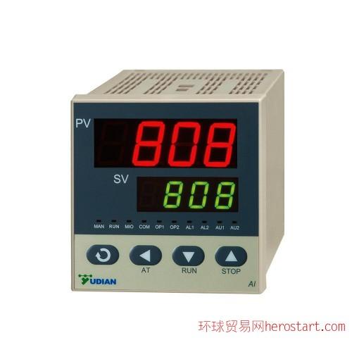 宇电AI-808人工智能温控器/PID调节器