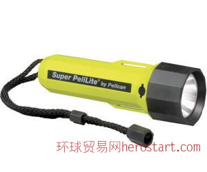 派力肯(塘鹅)1800手电筒 氙气手电筒 防腐蚀手电筒