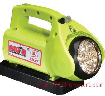 派力肯(塘鹅)3850 专业防爆大型探照灯 强光电筒