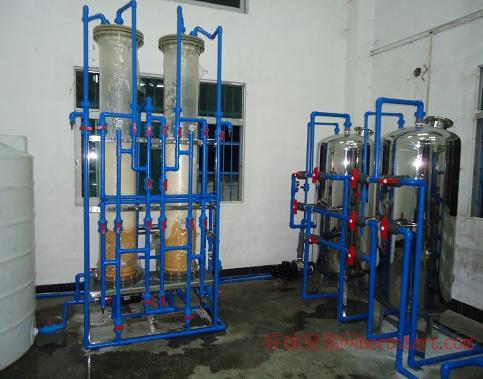 东特离子交换水处理设备