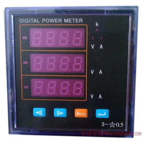 AEC4630E三相电压电流组合表