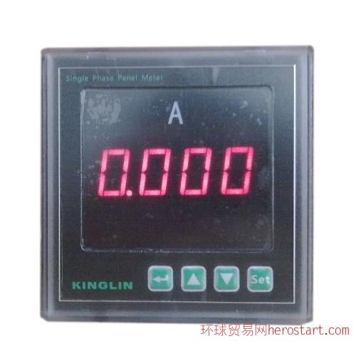 KL610-I3单相电流表