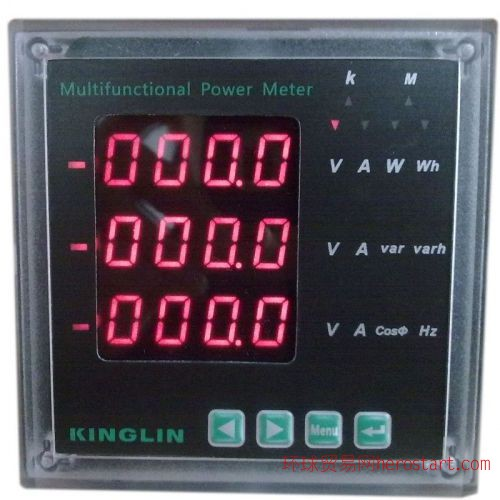 KLM630-E2多功能电力仪表