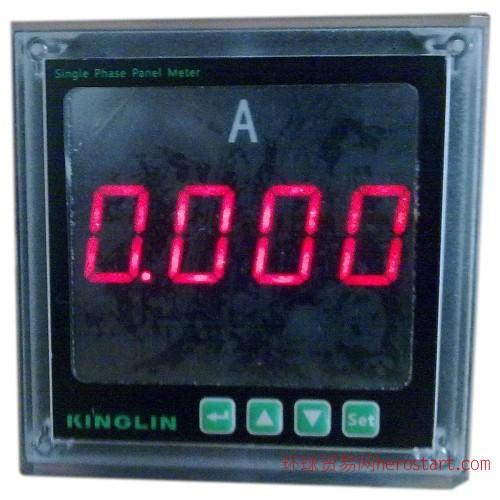 KL610-I9单相电流表