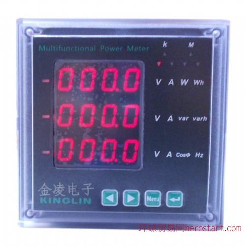 AEC4600E三相多功能电力仪表