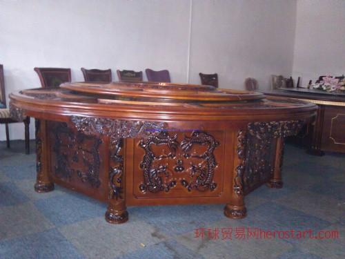 实木电动桌