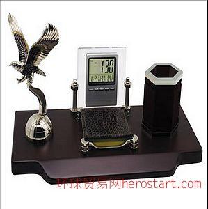 商务办公笔|文具台|鼠标垫|无线鼠标|笔筒万年历