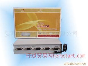 四路VGA放大分配器