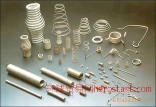 各种精密五金弹簧、拉簧、弹簧加工、车件、冲压件