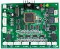 语音提示二道门系统 / 银行专用防尾随联动门控制器