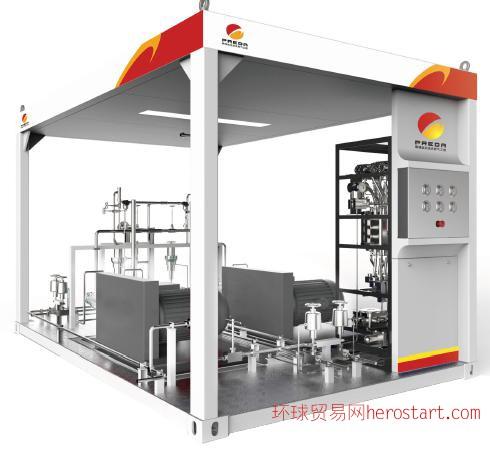 液化—压缩天然气L-CNG 撬装加气设备