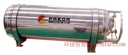 液化天然气LNG车载气瓶