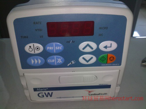 维修输液泵艾力斯ALARIS ASENA GW