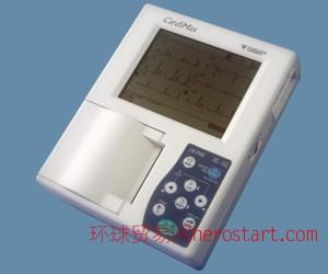日本福田FX-7402十二道分析型心电图机