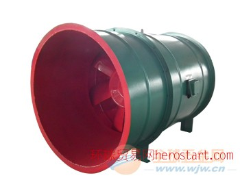 HL3-2A 低噪声混流式风机