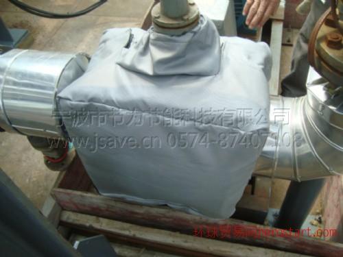 齿轮泵保温套,柔性齿轮泵保温衣,齿轮泵保温被