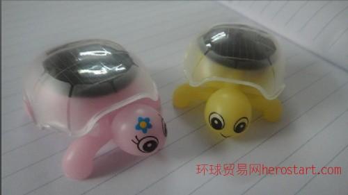 太阳能玩具乌龟