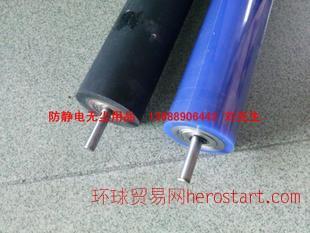 东莞塘厦清洁滚轮 机用粘尘滚轮 手动粘尘滚轮 矽胶滚轮