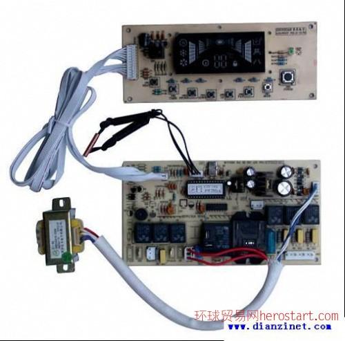 小家电控制板 洗衣机控制板 无线控制器 远程数据采集 空调控制板机电设备控制器 步进电机控制器 工控设备控制板开发