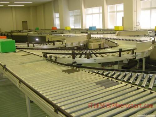 高效率仓储物流设备 流水线 涂装线 汽车零件生产线