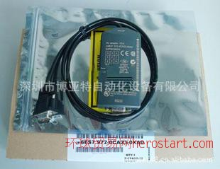 西门子S7300PLC与显控触摸屏连接线6ES7972-0CA23-0XA0