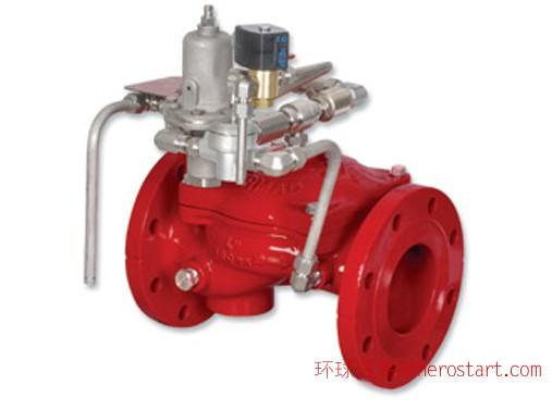 FP-400E-3DC调压式电控开关型雨淋阀