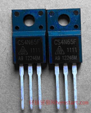 华晶一级代理商CS4N65FA9R