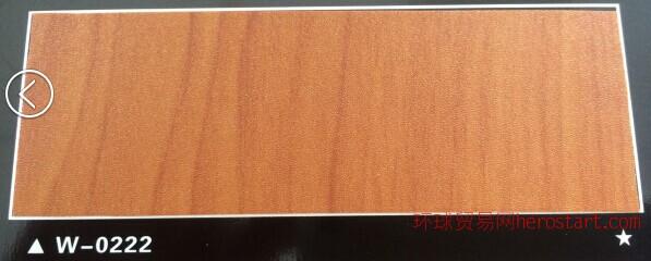 PVC木纹纸批发
