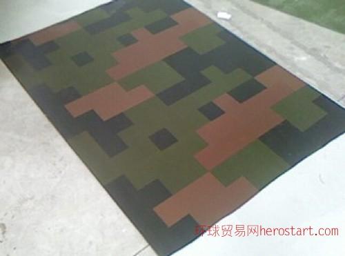 数码迷彩钢板