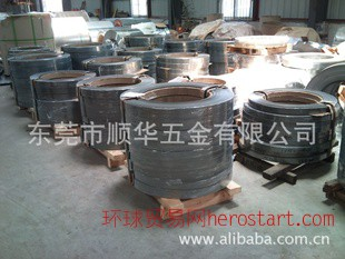 提供进口 矽钢卷 分条加工