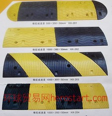 云南交通设施昆明致安市政工程有限公司供应减速带