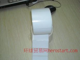 艾利条码纸 标签纸 条码打印纸 40*20*2000张条码机 专用 标签不干胶