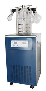 上海知信ZX-LGJ-18S型冷冻干燥机 液晶普通型