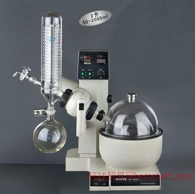 上海亚荣RE-2000A型旋转蒸发器 旋转蒸发仪