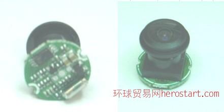 可视对讲彩色CMOS单板摄像机王秋云