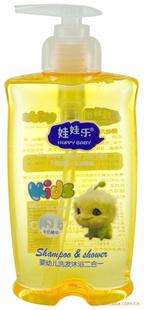 婴儿(牛奶)二合一洗发沐浴露(全国招商)