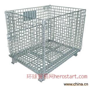 折叠式仓储笼 折叠式仓储笼