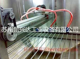 塑胶外壳自动喷漆机 创兴达