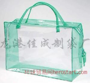 淄博PVC手提袋,PVC文件袋,PVC防水袋、枣庄PVC化妆袋厂家