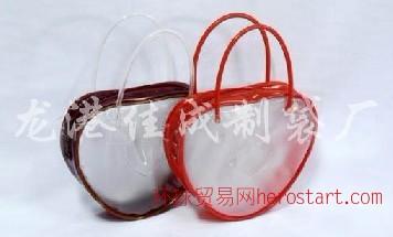 金华pvc手提袋拉链袋服装袋厂家,衢州pvc文件袋加工厂