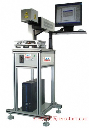 上海木竹制品激光打标机/上海皮革激光打标机/上海玻璃制品激光打标机/ 非金属激光打标机