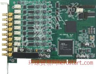 8通道16Bit高精度高速数据采集卡PCI-25016