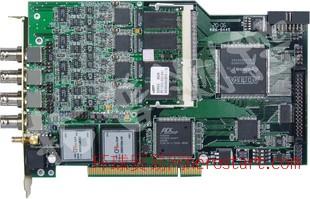 4通道16Bit高精度高速数据采集卡PCI-5616