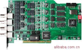 4通道12Bit高精度高速数据采集卡PCI-20612