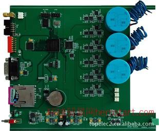 拓普测控并行数据采集卡RSCard-6016