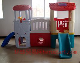 昆明幼兒園免費設計宣威幼兒園用品大理兒童滑梯: