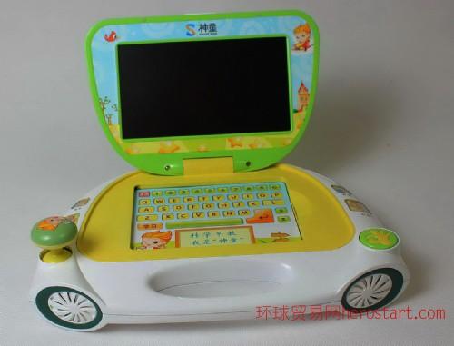 宝贝电脑新一代--神童宝贝电脑S100火热招商进行中