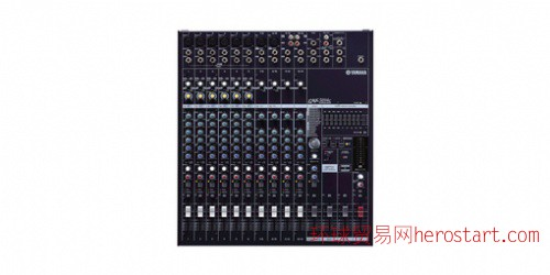 雅马哈 EMX5014C 调音台