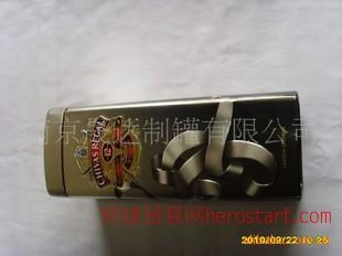 精美酒罐 马口铁 胶印 lw015